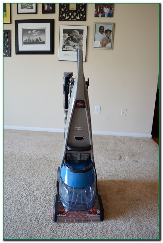Bissell Deep Clean Premier Carpet Cleaner Reviews